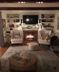 Attractive Family Room Designs Ideas That Will Inspire You 23