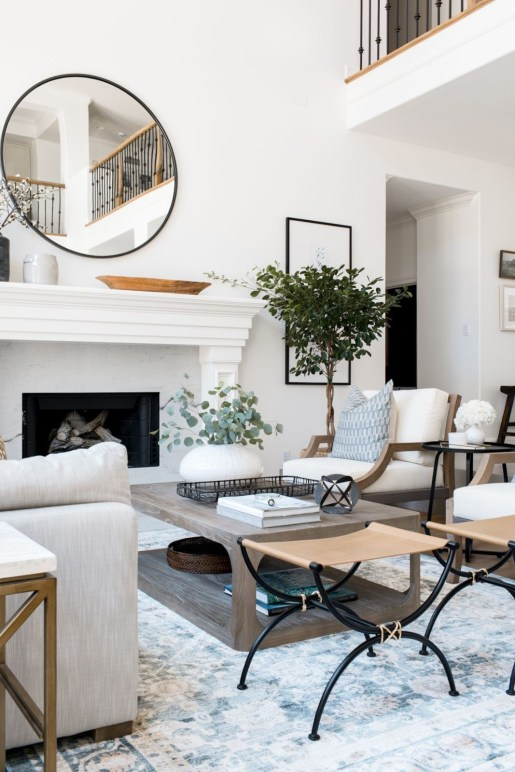 Attractive Family Room Designs Ideas That Will Inspire You 38