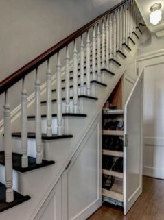 Awesome Storage Ideas For Under Stairs To Try Asap 13