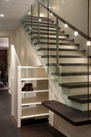 Awesome Storage Ideas For Under Stairs To Try Asap 24
