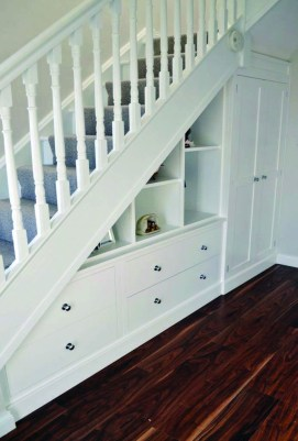 Awesome Storage Ideas For Under Stairs To Try Asap 34