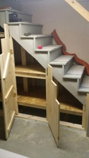 Awesome Storage Ideas For Under Stairs To Try Asap 40