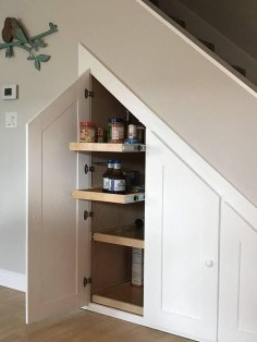 Awesome Storage Ideas For Under Stairs To Try Asap 41
