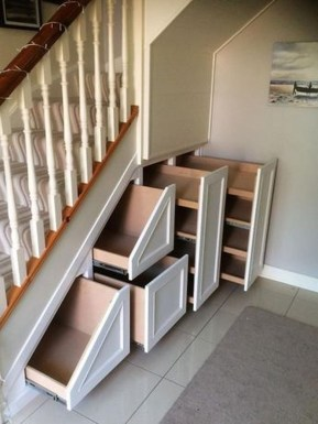 Awesome Storage Ideas For Under Stairs To Try Asap 45