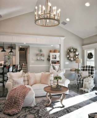Beautiful French Country Living Room Decor Ideas To Copy Asap 27