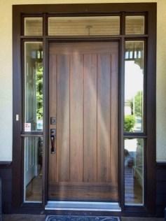 Best Wooden Door Design Ideas To Try Right Now 10