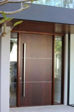 Best Wooden Door Design Ideas To Try Right Now 15