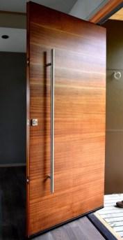 Best Wooden Door Design Ideas To Try Right Now 31