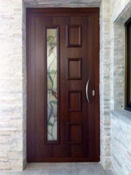 Best Wooden Door Design Ideas To Try Right Now 32