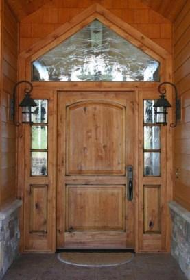 Best Wooden Door Design Ideas To Try Right Now 36