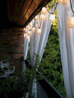 Comfy Apartment Balcony Decorating Ideas That Looks Awesome 21