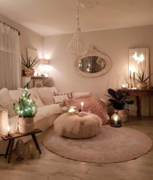 Cozy Apartment Living Room Decorating Ideas That You Need To Try 16
