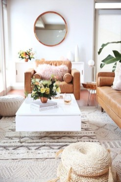 Cozy Apartment Living Room Decorating Ideas That You Need To Try 17