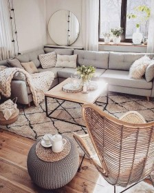 Cozy Apartment Living Room Decorating Ideas That You Need To Try 19