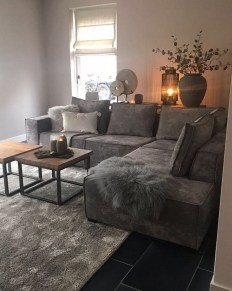 Cozy Apartment Living Room Decorating Ideas That You Need To Try 32