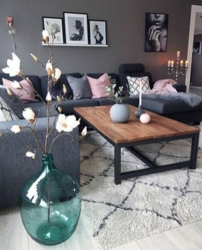 Cozy Apartment Living Room Decorating Ideas That You Need To Try 36