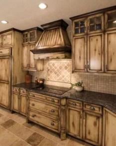Elegant Farmhouse Kitchen Cabinet Makeover Design Ideas That Very Cozy 41