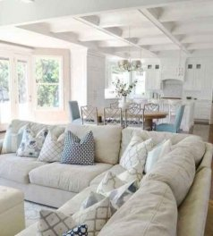 Excellent Living Room Decoration Ideas For Winter Season That Look More Cool 23