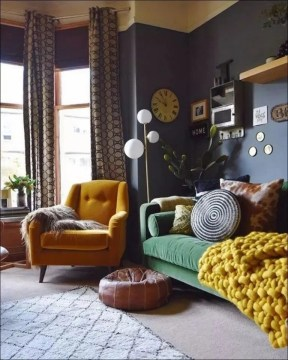Excellent Living Room Decoration Ideas For Winter Season That Look More Cool 27