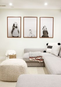 Excellent Living Room Wall Decoration Ideas That You Will Love 11
