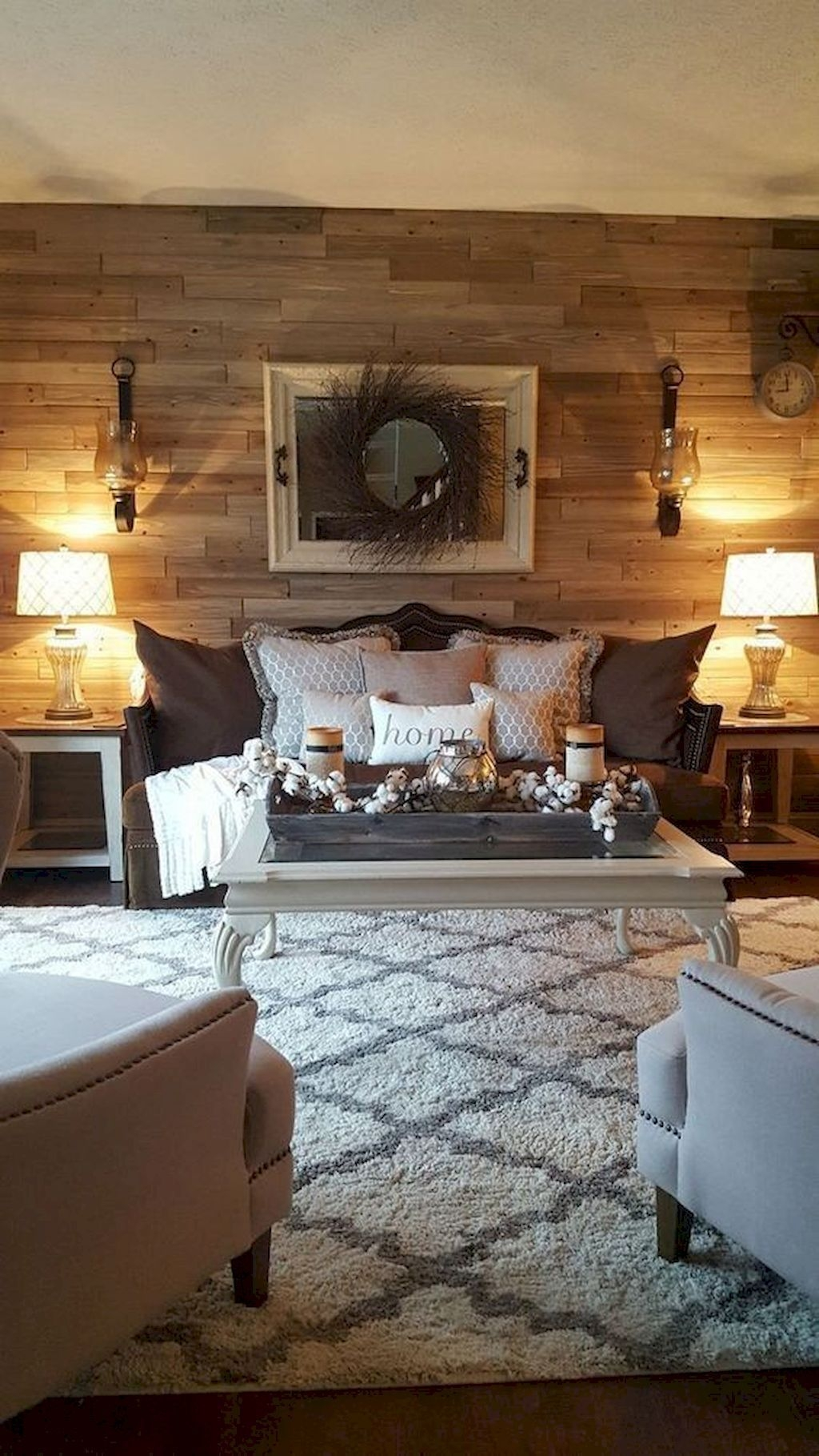 Excellent Living Room Wall Decoration Ideas That You Will Love 25