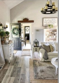 Gorgeous Farmhouse Living Room Makeover Decor Ideas To Try Asap 02