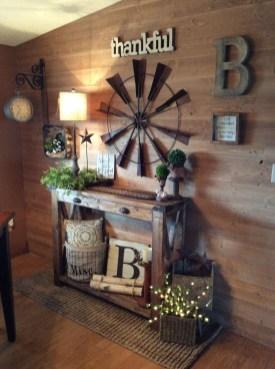 Gorgeous Farmhouse Living Room Makeover Decor Ideas To Try Asap 15