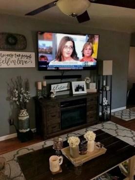 Gorgeous Farmhouse Living Room Makeover Decor Ideas To Try Asap 16