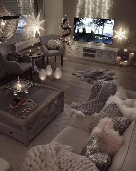 Gorgeous Farmhouse Living Room Makeover Decor Ideas To Try Asap 40
