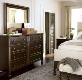 Impressive Bedroom Dressers Design Ideas With Mirrors That You Need To Try 04