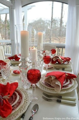 Lovely Valentines Day Table Centerpieces Ideas To Try Asap 09