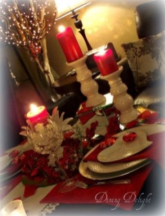 Lovely Valentines Day Table Centerpieces Ideas To Try Asap 40