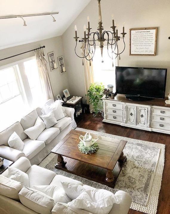 Popular Farmhouse Home Decor Ideas To Copy Asap 08