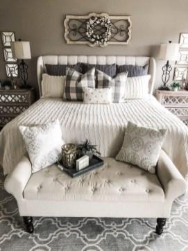 Pretty Farmhouse Master Bedroom Ideas To Try Asap 09