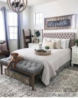 Pretty Farmhouse Master Bedroom Ideas To Try Asap 10