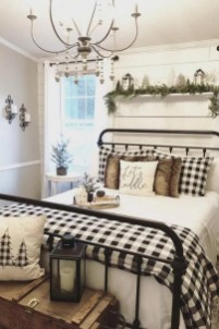 Pretty Farmhouse Master Bedroom Ideas To Try Asap 48