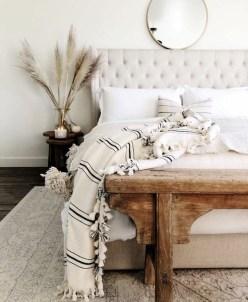 Pretty Farmhouse Master Bedroom Ideas To Try Asap 49