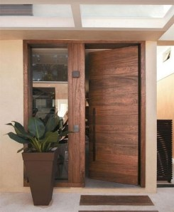 Sophisticated Home Door Designs Ideas That Are Suitable For Your Home 12