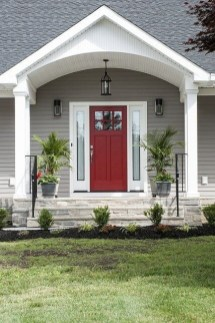 Sophisticated Home Door Designs Ideas That Are Suitable For Your Home 31