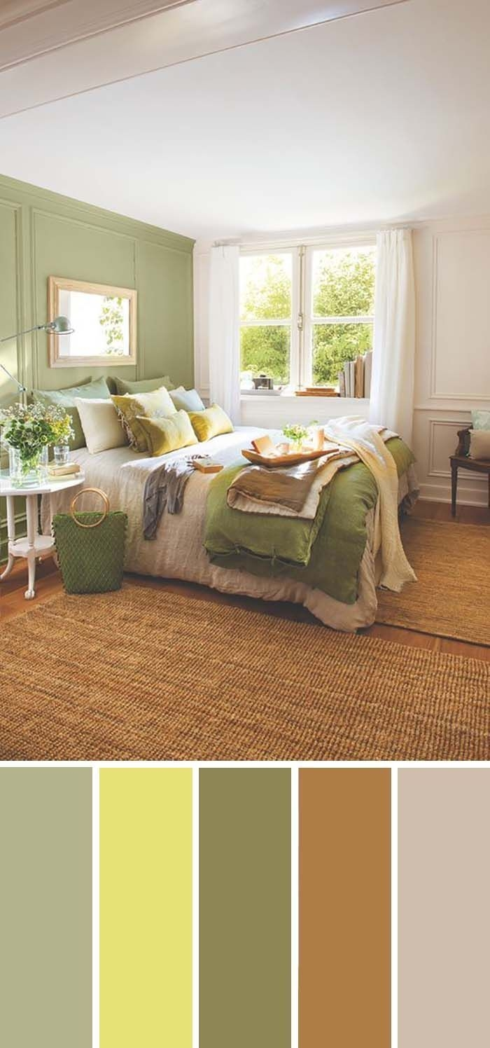 Spectacular Bedroom Paint Colors Design Ideas That Soothing To Make Your Sleep More Comfort 18