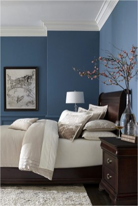 Spectacular Bedroom Paint Colors Design Ideas That Soothing To Make Your Sleep More Comfort 26