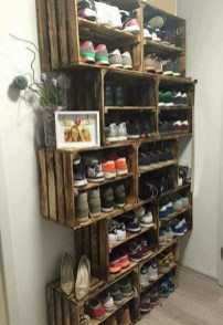 Spectacular Diy Shoe Storage Ideas For Best Home Organization To Try 11