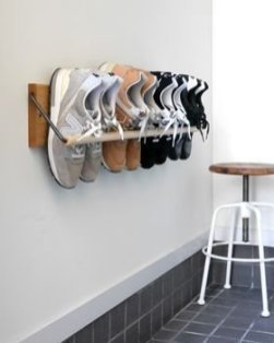 Spectacular Diy Shoe Storage Ideas For Best Home Organization To Try 21