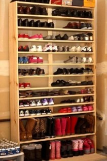 Spectacular Diy Shoe Storage Ideas For Best Home Organization To Try 37