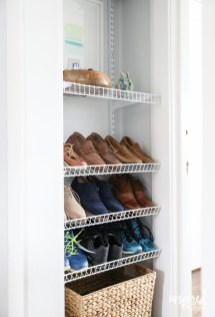 Spectacular Diy Shoe Storage Ideas For Best Home Organization To Try 40