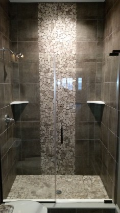 Spectacular Tile Shower Design Ideas For Your Bathroom 36