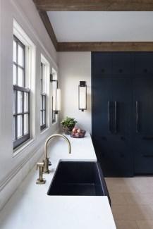 Stylish Black Kitchen Interior Design Ideas For Kitchen To Have Asap 11
