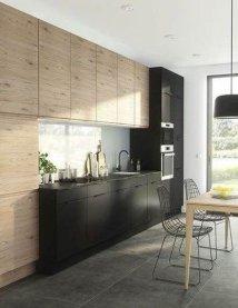 Stylish Black Kitchen Interior Design Ideas For Kitchen To Have Asap 30