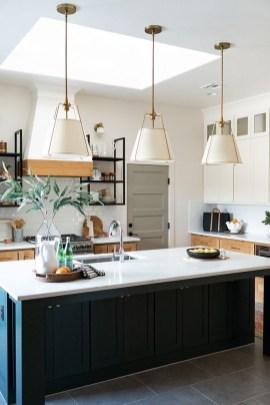 Stylish Black Kitchen Interior Design Ideas For Kitchen To Have Asap 33
