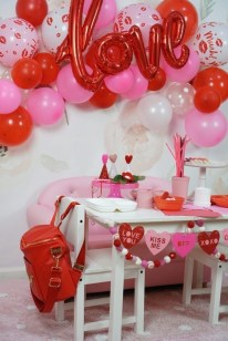 Stylish Valentines Day Decoration Ideas That You Will Love It 14